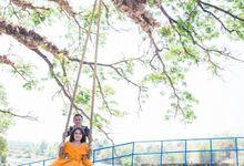 Prewedding Ikhsan & Eka by Trinity Photography Makassar