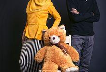 Luksi & Adin prewedding by airwantyanto project