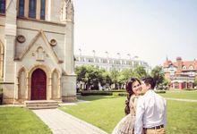 Prewedding of Gunawan & Jesslyn by Jessica Huang