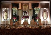 wedding Event at Sampoerna Strategic Square by Brightness Production