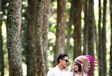 Prewedding Dinda & Aji by AZURE DOCUMENTATION