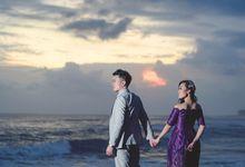 rheza & irene prewedding by alivio photography