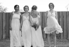 Leeannes Wedding by Tiara bridal artistry