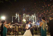 ISABELLA & RICO by Raffles Hills Cibubur - On Green Garden Venue