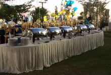 Jordi and Luna Wedding by Bali Bakery Catering Service