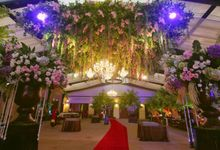 glend wedding by Meriah & Friends Decoration
