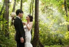 Ady & Yovina Prewedding by Ohana Photography