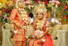 Anita & Tubagus Wedding Day by SEDJOLI WEDDING ORGANIZER