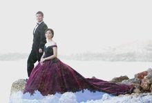 Prewedding K & V by Nika di Bali