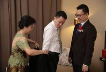 Wedding Of Hansi & Jenny by Satori Planner