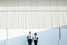 Soraya & Temmy Prewedding by Little Story Photo