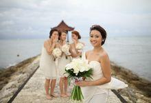 Chloe and Samuel Wedding by Grand Aston Bali Beach Resort