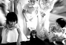 Black & White by baliwidiwedding