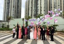 THE WEDDING OF KEN AND MUTI by JS Wedding Planner Organizer and Entertainment