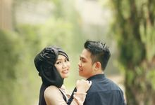 Prewedding Doddy & Avivah by MEMORY PHOTOGRAPHY