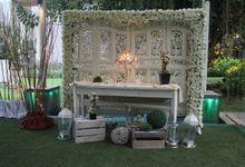 EGY & IRA by Raffles Hills Cibubur - On Green Garden Venue