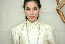 Makeup for  Imelda Fransiska MISS INDONESIA 2005 Photoshoot by Veronicaong Makeup