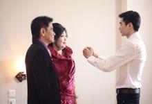 Liong Siaw Yen & Puteri Winata the wedding by Elreas photographie
