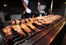 Edward and Jelena - Rustic Bbq Night by DIJON BALI CATERING