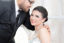 Sisi & Reza by AM BRIDAL & PHOTOGRAPHY