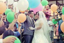 Wedding Ray & Tiya by DYS