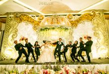 Heri Iin Wedding by Menara Top Food Alam Sutera