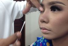 makeup class with armanarmano by Mutiandina Makeup