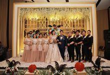 Arief & Medica Wedding by MEDICALEVINA Atelier