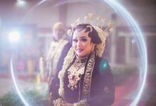 APREL n YEYE Weddingday by LUKIHERMANTO LHF
