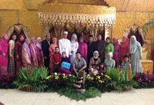 Putri & Teguh by melwin wedding