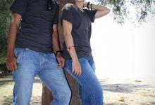 Prewedding Vina dan Yonda by Calm Photography
