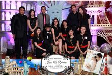 Balai Samudra - The Wedding of Kenneth & Yorin by Impressions Wedding Organizer