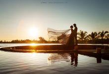 Rico & Nia Prewedding by Camio Pictures