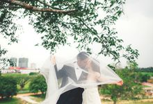 Pre Wedding Photography by The Wedding Barn Gallery