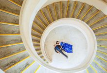 Singapore prewedding by Laksono Picture