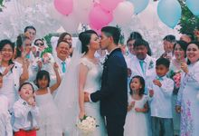 Yehezkiel and Yesy Wedding by JC Project Organizer
