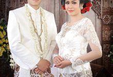 Wedding Qori & Teguh by Faust Photography