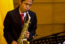 Dicky & Monica Wedding by 1548 band
