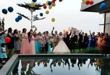 Wedding Bram & Vien  11 Juni 2016 by United Grand Hall