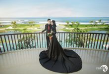 Beautiful Pre Wedding Photoshoot at Collonial Place by Rumah Luwih Beach Resort