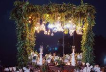 Ayu Hastari & Ryoichi Hutomo - Bali by Lynn's Wedding
