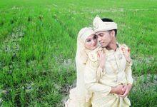 Sharul Izwan & Izatulsofiah by Ministry Of Moment Brunei
