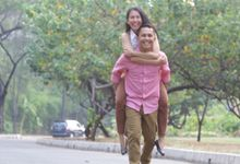 Prewedding by Chandraswari photography