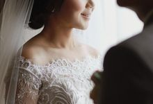 Kartika & Adi Wedding Day by The Wedding Boutique