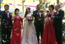 THE WEDDING OF JOHN AND FELIS by JS Wedding Planner Organizer and Entertainment