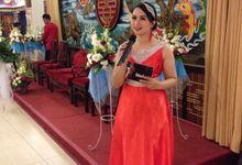 Damar & Agatha wedding by D'elz Music