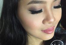 Yensi Bride Makeup Test by Veronicaong Makeup