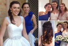 Wedding   Rebecca & Martin by Felicia Sarwono Makeup Art