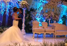 The Wedding of Davin & Oliv - Never ending Party by Fernando Edo