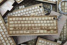 Raffertygar Club by WooDesign.id